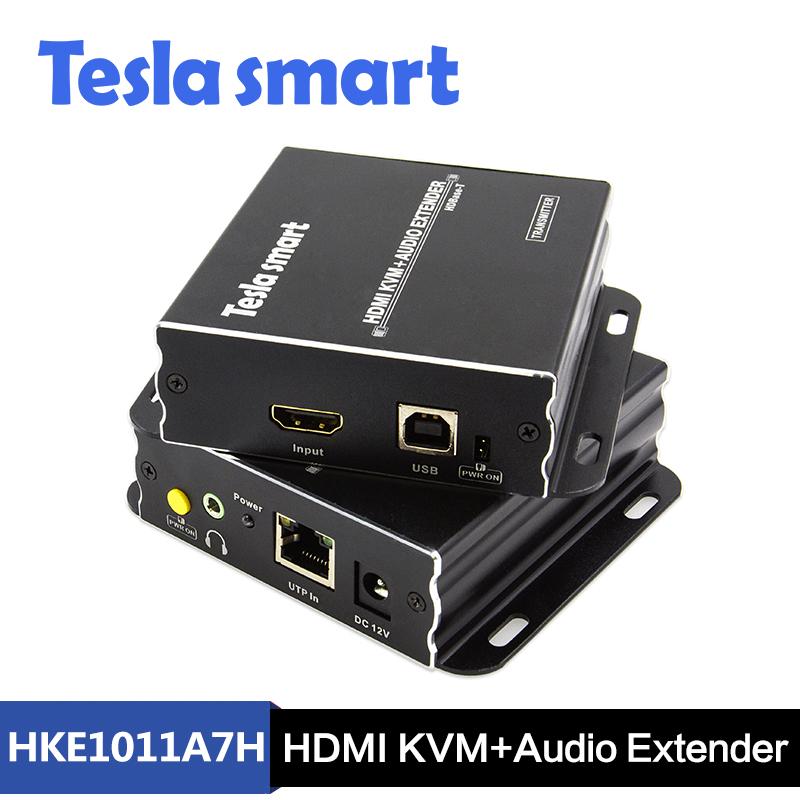 100M HDBaseT HDMI KVM+Audio Extender