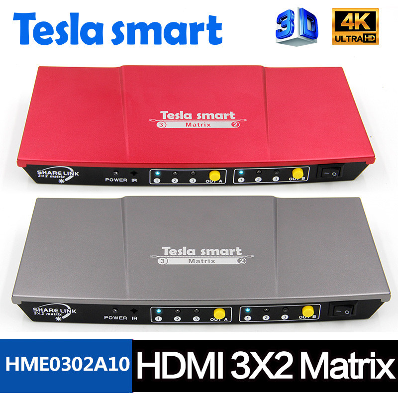 HDMI 3x2 Matrix
