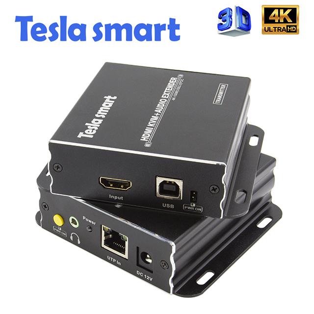 100M HDMI KVM+Audio UHD Extender