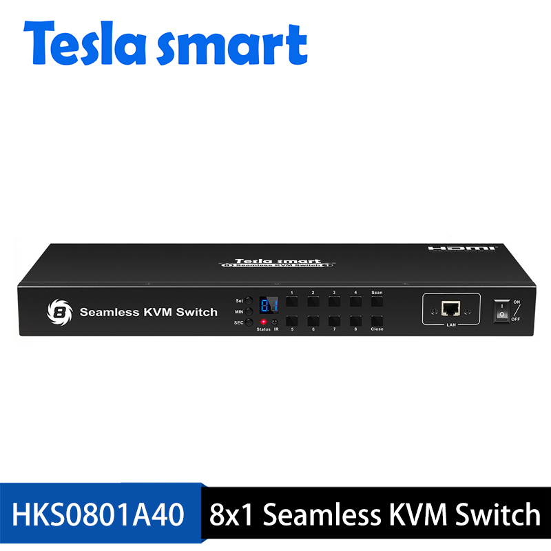 8x1 HDMI KVM Switch