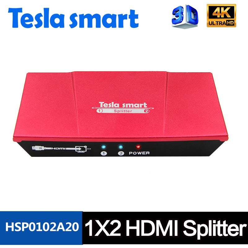 1x2 HDMI Splitter